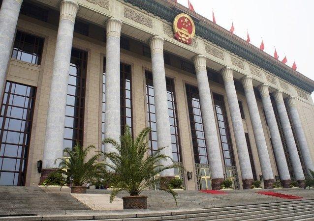 中国正在讨论惩治不当使用和演奏国歌行为的法案