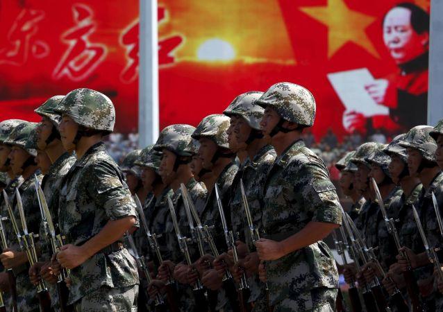 中国驻香港部队