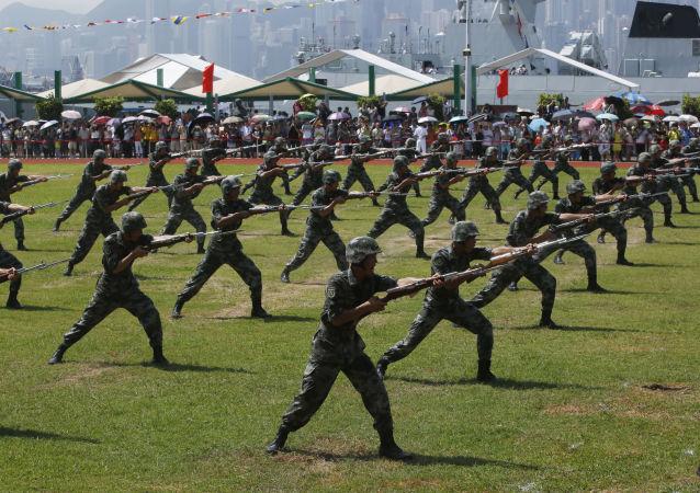 中国人民解放军驻香港部队
