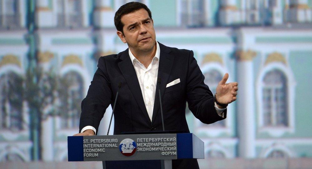 希腊总理:强加于希腊的改革将人民置于近乎人道灾难的境地