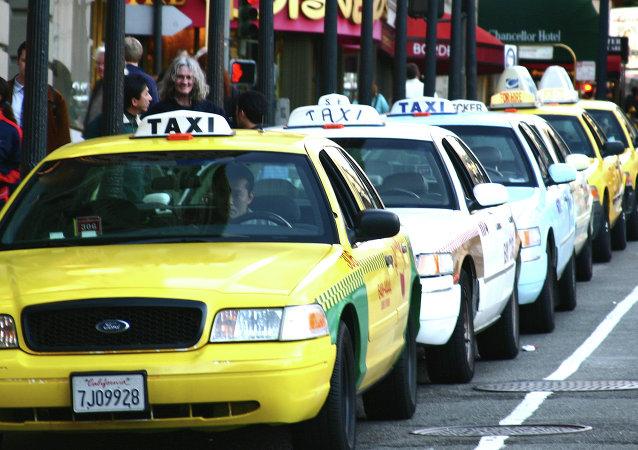 日本2020年将启用无人驾驶出租车
