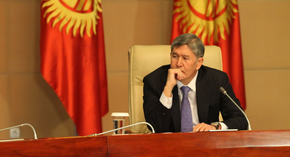 阿尔马兹别克•阿坦巴耶夫