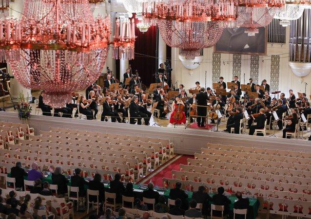 普京周四将出席柴可夫斯基音乐比赛音乐会