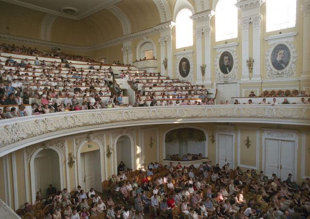 柴可夫斯基音乐比赛