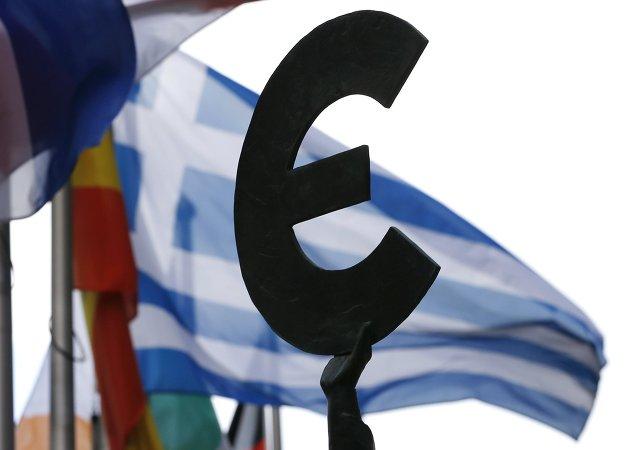 欧元集团希腊问题会议结束