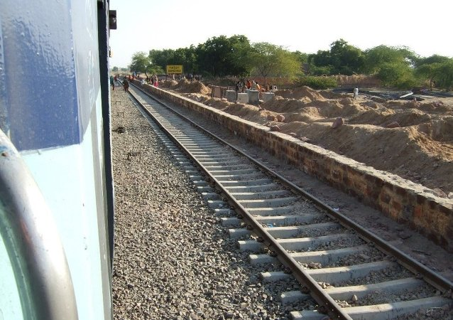 中國外交部:鐵路合作是中印務實合作的重要內容