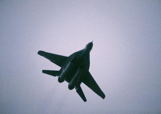 俄国防部:米格-29飞行任务全部暂停直至坠机事故原因查明