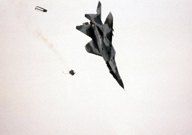 米格-29发动机技术故障可能为坠机原因