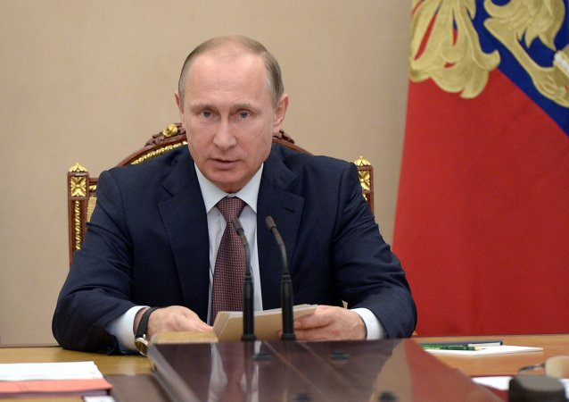 普京:新武器生产制造与国家经济增长也息息相关