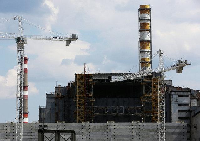俄紧急情况部:切尔诺贝利周边的火灾并没有提高俄毗邻地区的辐射水平