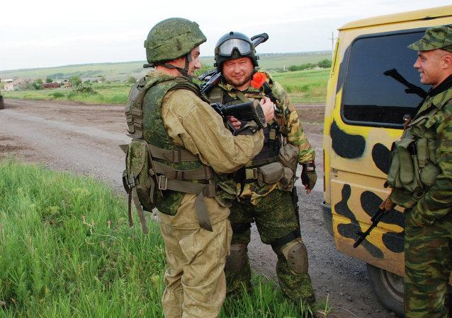 基辅:顿涅茨克及卢甘斯克人民共和国已近一个月未对乌克兰使用重型武器