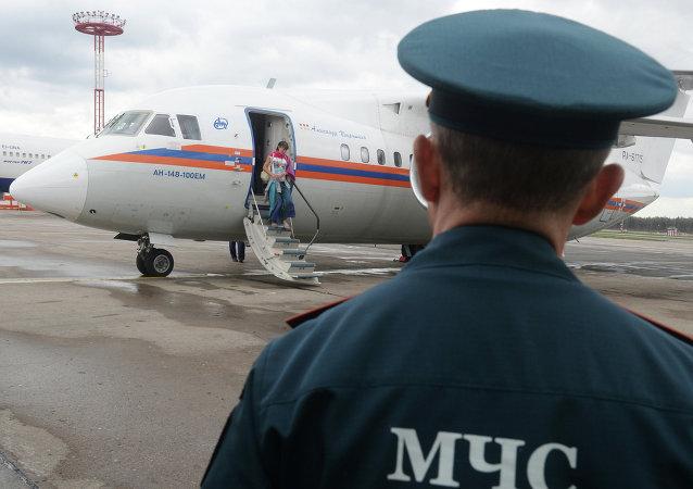 俄紧急情况部准备因列车事故向印度提供援助
