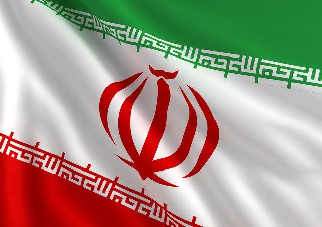 伊朗展示本国产新型弹道导弹