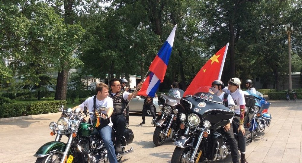 远东摩托骑士将在70周年胜利之际巡游中国