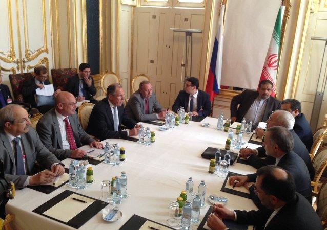拉夫罗夫:伊朗核计划谈判剩下不到10个问题需要解决