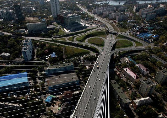 中国中工信集团将投资建设符拉迪沃斯托克至珲春高速公路