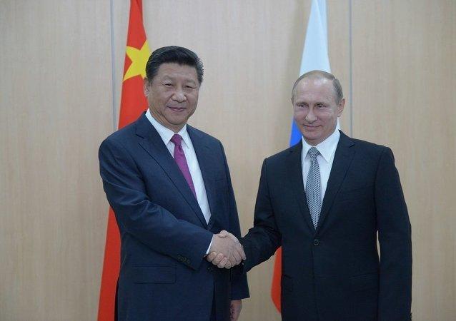 俄总统新闻秘书:俄中实力足以克服双边贸易的下滑趋势