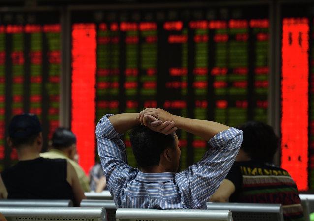 中国警方参与调查股市投机行为