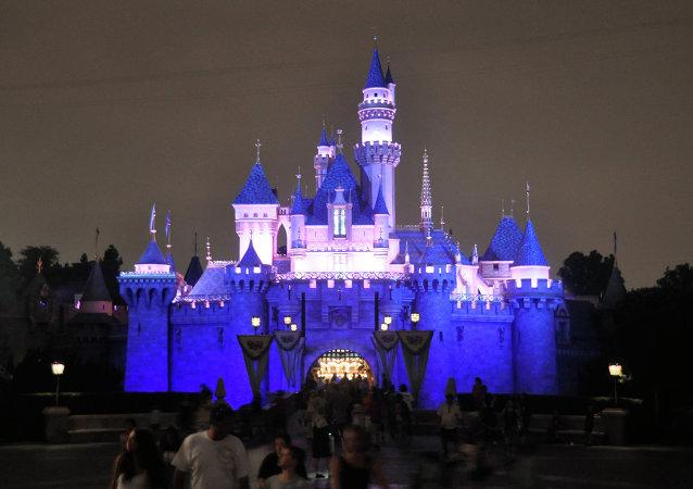 """中国公司将参与滨海边疆区""""迪士尼""""乐园的建设"""