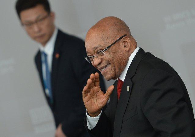 南非总统向各金砖领导人提议放宽商务签证制度