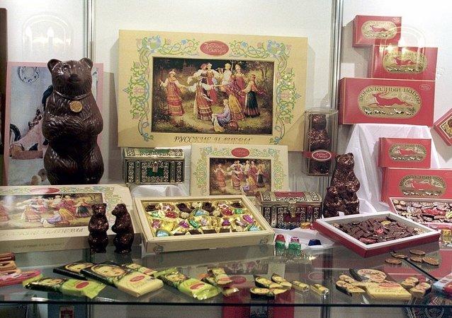 俄罗斯糕点师将在进博会上展示俄知名品牌巧克力、饼干和冰激凌