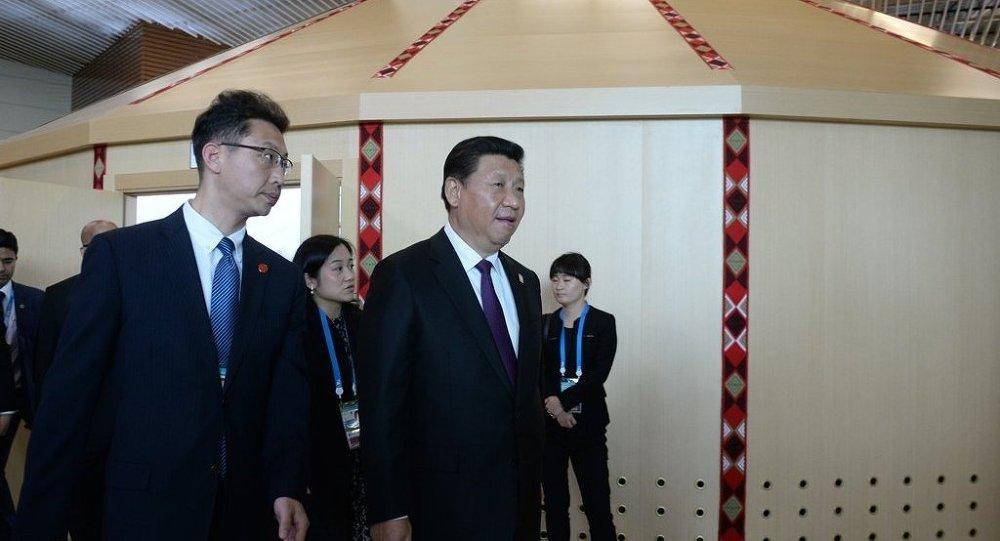 习近平热切期待俄蒙两国总统出席抗日战争胜利70周年庆祝活动