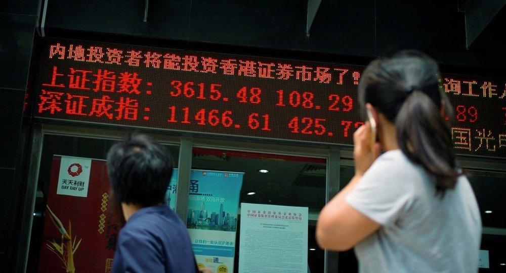 中国股市为何震荡