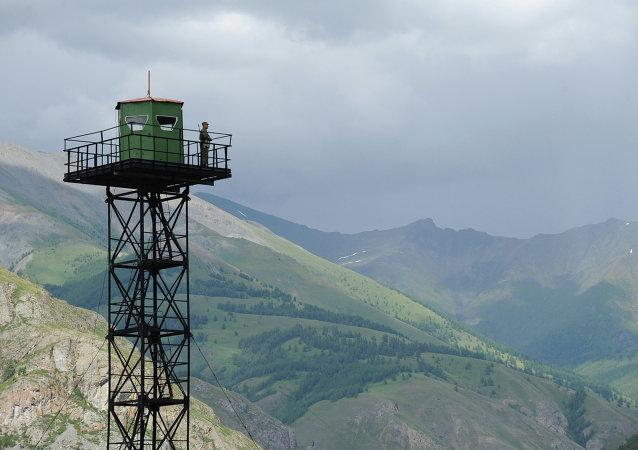 俄国家边界建设署:俄中蒙将共同发展边检站基础设施
