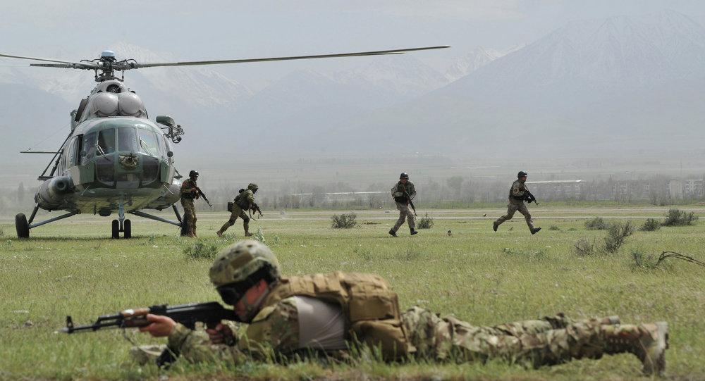上合组织成员国将在塔什干商讨反恐工作完成情况