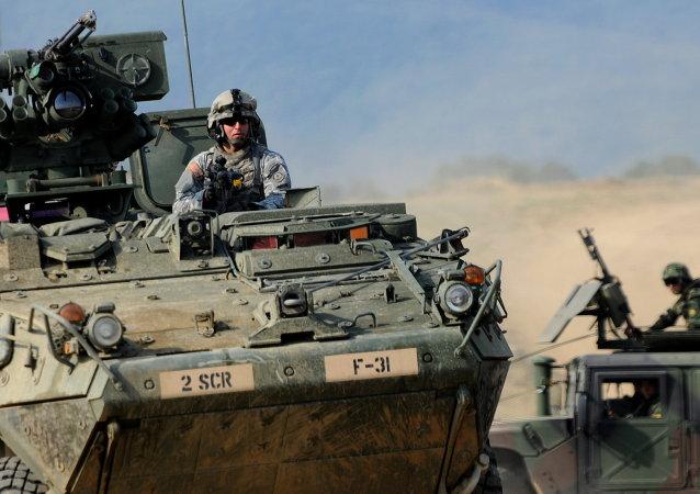 """媒体:美国防部不排除美军开展打击""""伊斯兰国""""地面行动可能"""