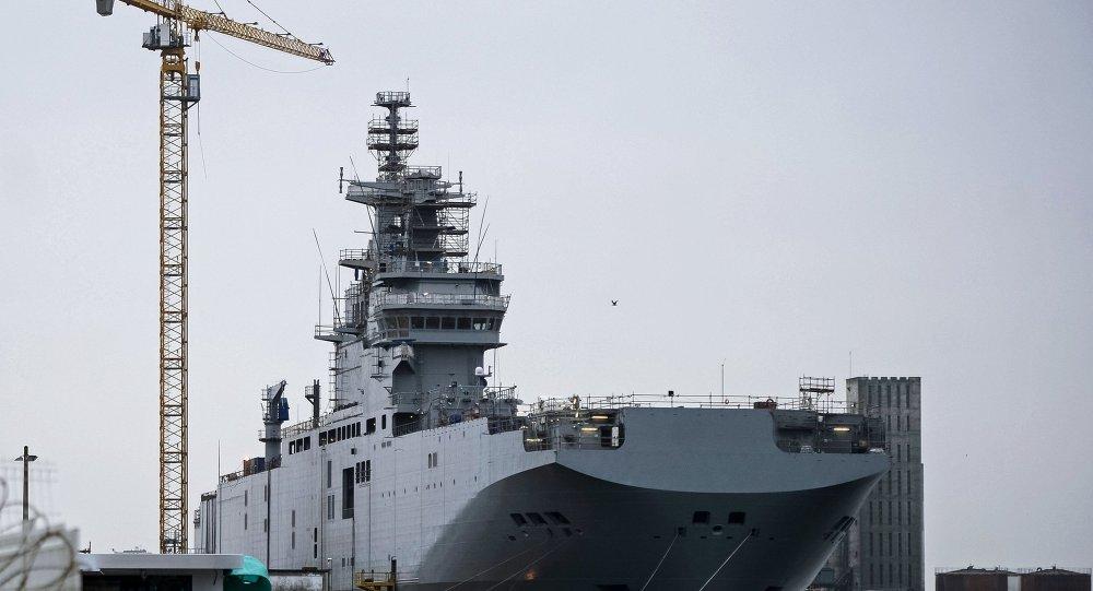 """消息人士:俄罗斯与法国代表已制定有关""""西北风""""的协议草案"""