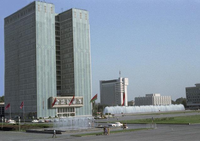 乌兹别克斯坦首都塔什干