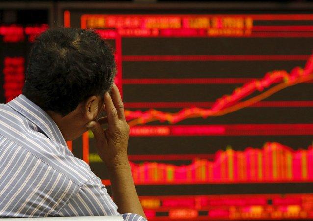 中国股市或迎来更大的暴雨