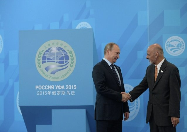 阿富汗在上合组织成员国问题上寄望于俄支持
