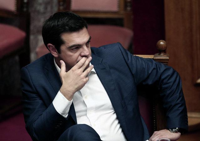 希腊总理亚历克西斯·齐普拉斯