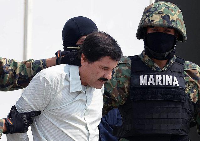 """绰号""""矮子""""的墨西哥毒枭"""