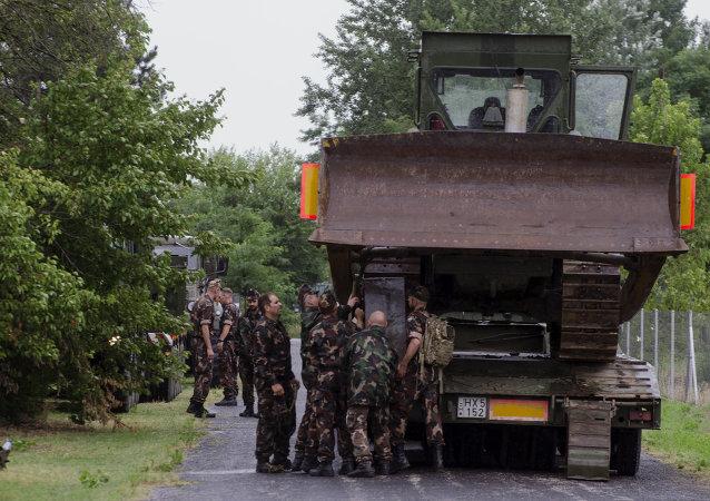 匈牙利加强同乌克兰的边界防御