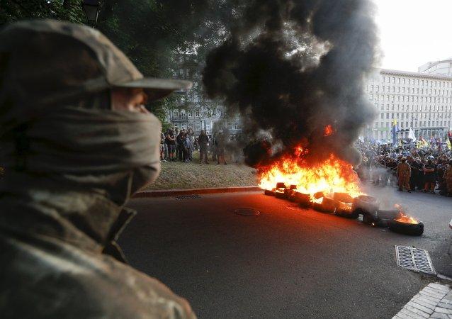 """俄人权官员:乌当局一再对""""右区""""让步助长极端分子势头"""