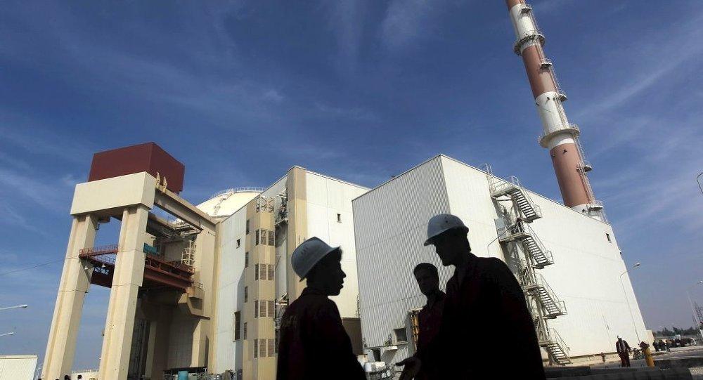 中国将帮助伊朗建设南部两座新核电站