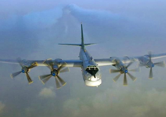 俄侦查委员会:俄远东图-95MS坠毁因发动机动力装置失灵