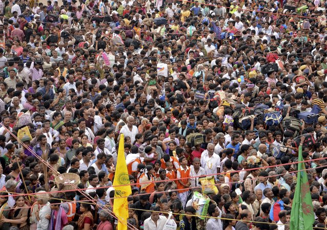 2022年印度人口将居全球首位