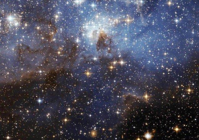 """中国科学家用来自远方的脉冲震荡做出了正在消失的恒星""""旋律"""""""