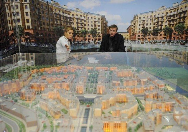 中国人在莫斯科大量购房
