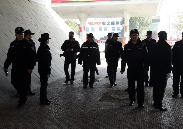 中国警察  资料图片