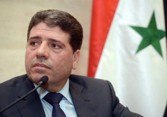 叙利亚总理:伊朗能在制裁取消后更积极支持地区盟友