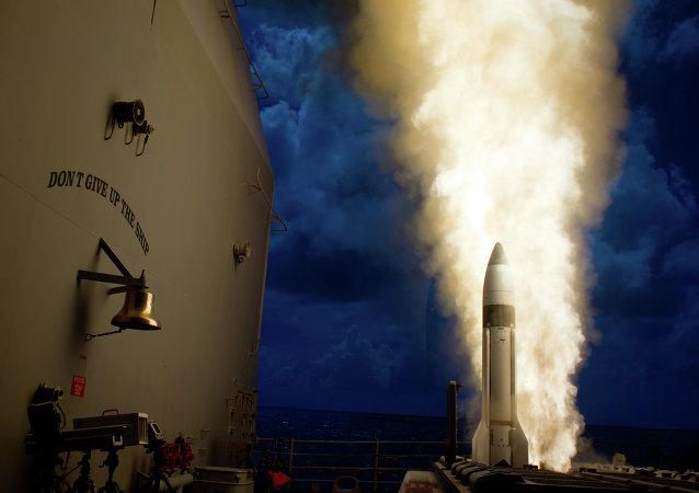 外媒:五角大楼5月将进行拦截朝鲜导弹试验