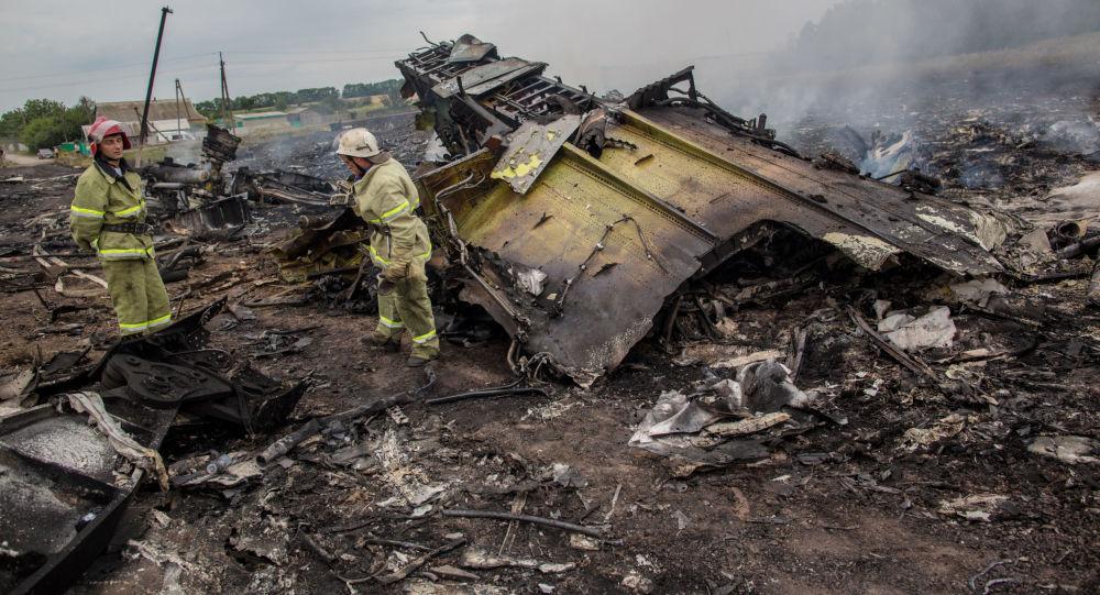 俄外交部:俄方呼吁各国公开马航乌东部空难的调查情况