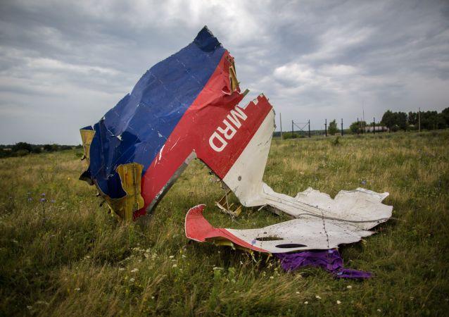 荷兰外交部:2014年马航MH17空难的庭审将在荷兰进行