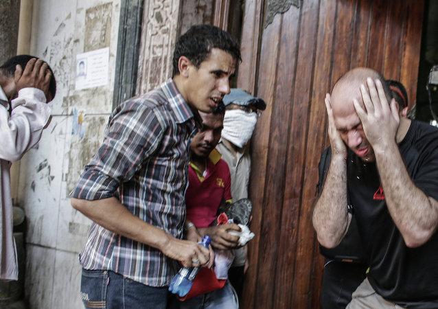 埃及政府:开罗冲突致6人死亡