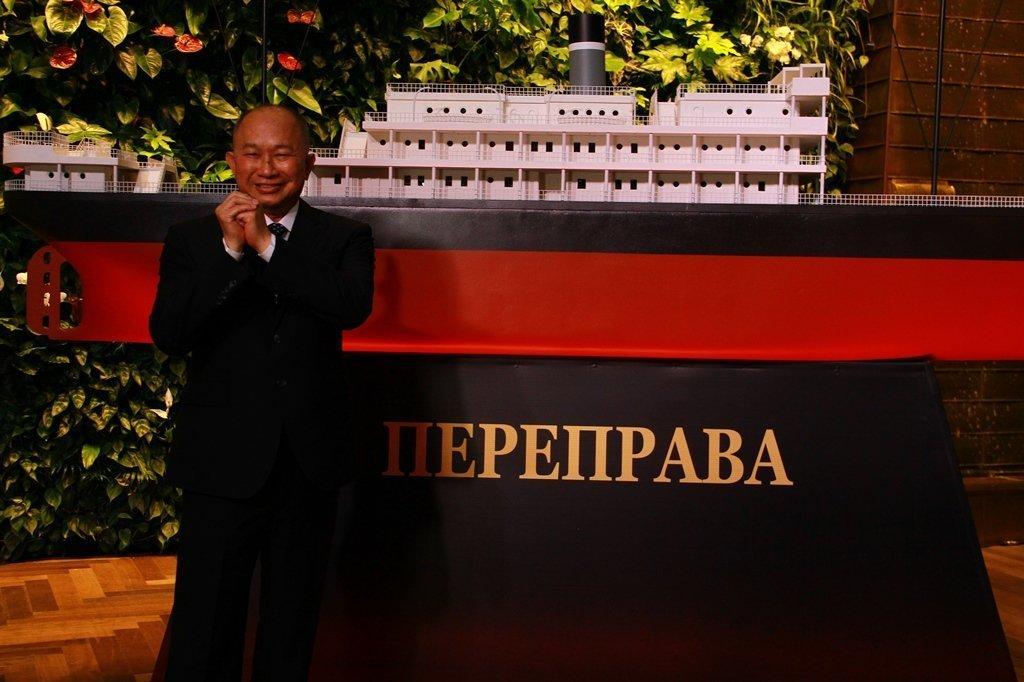 著名导演吴宇森在俄罗斯经典作品中找到灵感